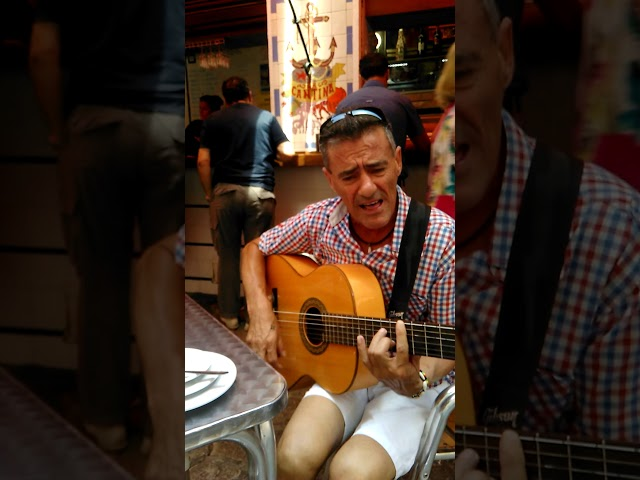 Pedro Nieto Blanco en Sevilla, agosto del 2017 !