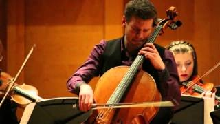 Hans-Henning Ginzel: A. Dvořák, Concert for Cello and Orchestra, h-minor - III Allegro moderato