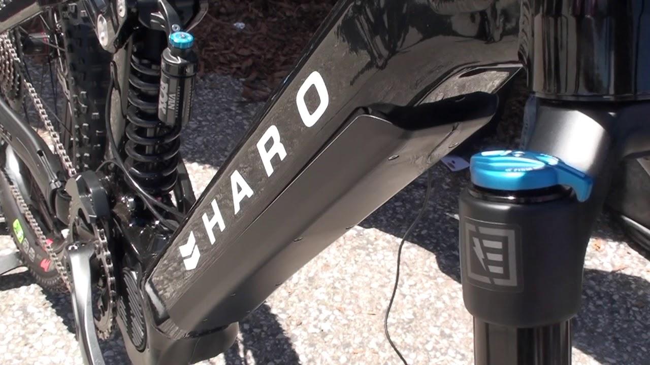 Best 18650 Battery For Ebike 2020 2020 Haro Shift I/O 9 Electric Mountain Bike | Electric Bike