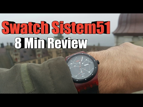 Plastic Fantastic? Or Cheap And Nasty? - Swatch Sistem51