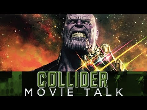 Avengers: Infinity War Trailer Shown At D23 Expo - Collider Movie Talk