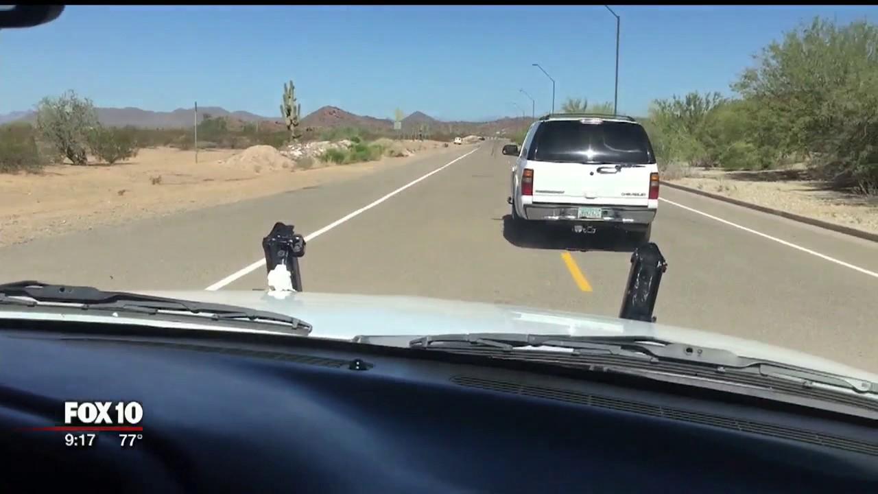arresteret for jaywalking