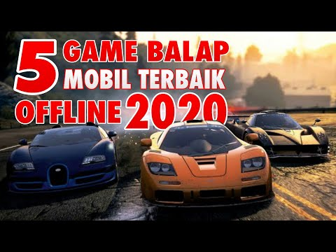 Top 5 Game Balapan Mobil Terbaik & Terseru Di Android 2020 - Best Racing Games For Mobile - 동영상