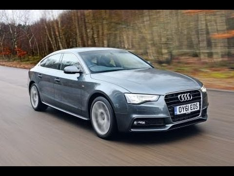2014 Audi A5 4 Door Walkaround Youtube