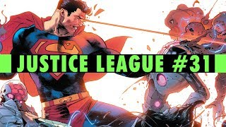 Justice/Doom War: Part Two   Justice League #31 Review