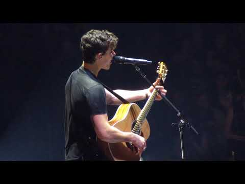 Shawn Mendes - Understand (Live At The Prudential Center Newark, NJ) 8/17/17