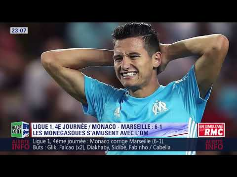 After Foot du dimanche 27/08 – Partie 1/3 - Débrief de Monaco/OM (6-1)