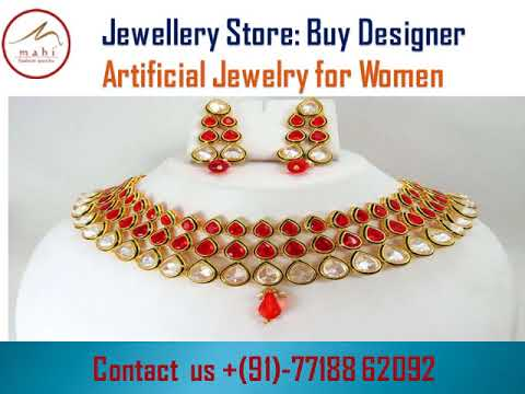 Fashion Jewellery Buy Fashion Jewellery Designs Online At Best Price Youtube