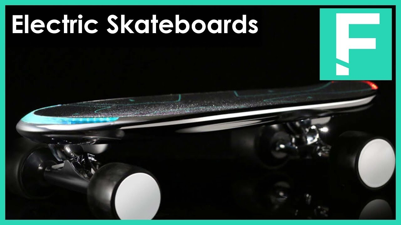 Top 5 Electric Skateboards you can Buy !! 2017  YouTube