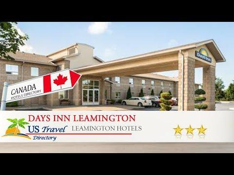 Days Inn Leamington - Leamington Hotels, Canada