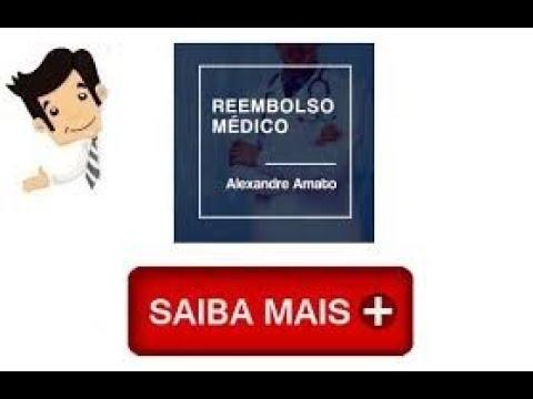 Solicitação de Reembolso Médico Curso de Reembolso Médico - Por Alexandre Amato from YouTube · Duration:  16 minutes 36 seconds