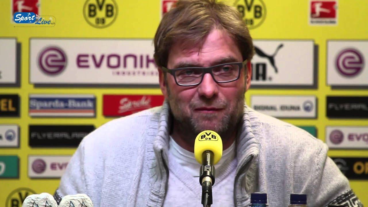 BVB Pressekonferenz vom 28. März 2013 vor dem Spiel VfB Stuttgart gegen Borussia Dortmund