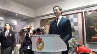 Открытие экспозиции ЦСК ВМФ в Музее спортивной Славы ЦСКА
