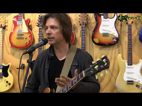 GuitarPoint - Vintage Show April 2017  In Maintal / Germany - Day 1 / Clinic With Gregor Hilden