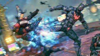 Overpowered Takedowns - Far Cry vs Batman vs Splinter Cell & few