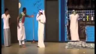 أجمل المقاطع المضحكة من مسرحيات طارق العلي
