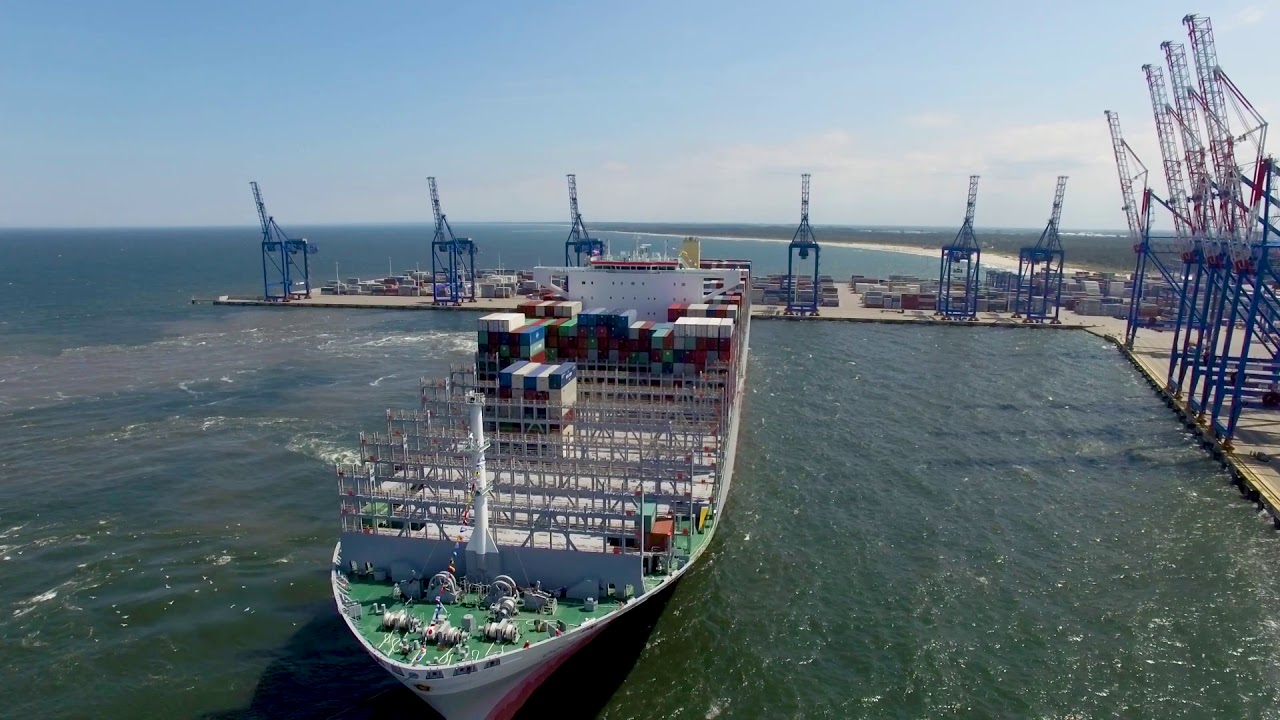 The World's Largest Container Ship | 2019 | Champion Freight