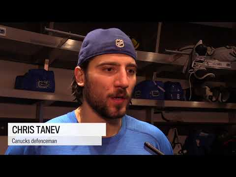 Tanev brothers to square off in Vancouver