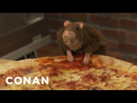 The Further Adventures Of Pizza Rat  - CONAN On TBS