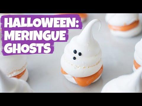 Meringue Ghosts | Cravings Journal