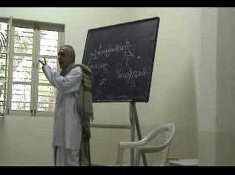 Vyakarana Kakshya (Sanskrit Grammar Classes) LSK-2  11.1