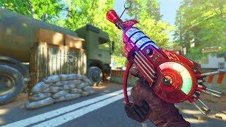 3 ROCKET LAUNCHERS vs REDWOOD SURVIVAL ZOMBIES! (Call of Duty Custom Zombies)