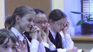 «Наши задачи». Урок в Елизаветинской гимназии 28.09.2018 г.