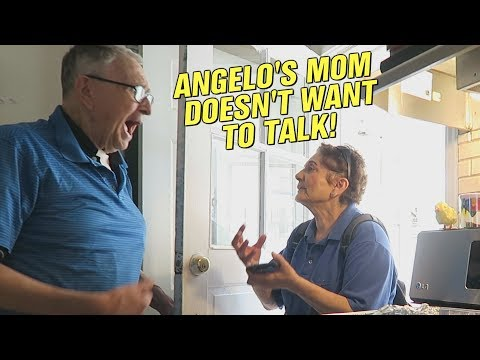 Small Talk with Angelo's Dad