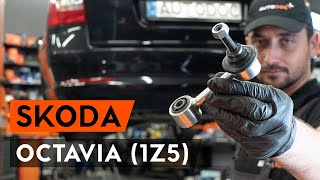 Skift Stabilisatorarm SKODA OCTAVIA Combi (1Z5) - online gratis video