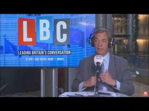 Nigel Farage Discusses Liberal Democrats Manifesto
