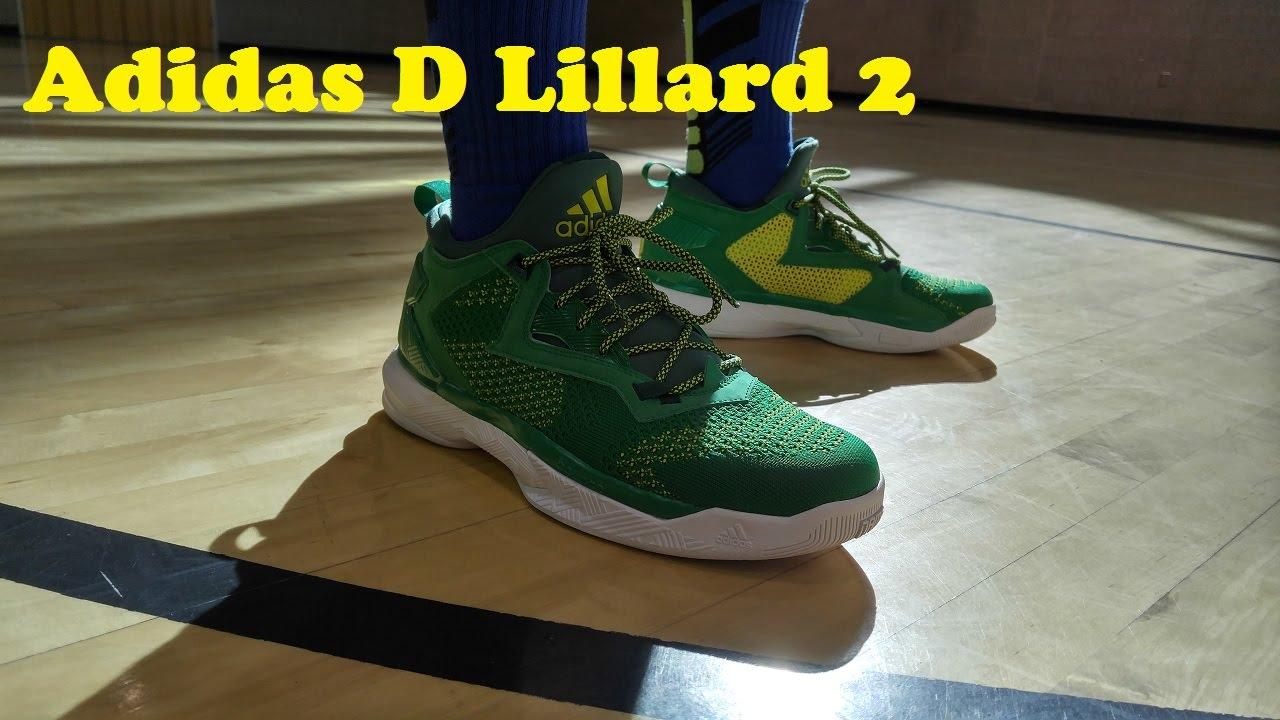 9486ce640 Performance Review  1 - Adidas D Lillard 2 - YouTube