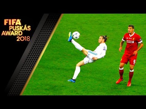 FIFA Puskas 2018 ᴴᴰ • 100 Amazing Goals of the Season 2017/18