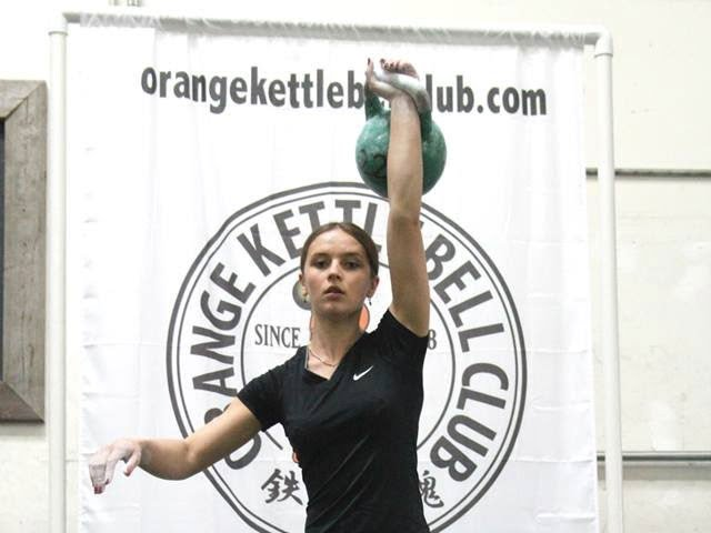 Flight 13, Day 1 of OKC California Open 2014 (Stasik, Helcmanovska, Dedyukhina, Wegner, Schwarz)