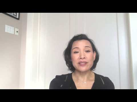 Joan Chen Speech