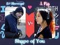 Ed Sheeran & J Fla - Shape Of You Audio