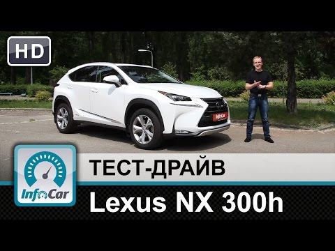 Lexus NX 1 поколение Кроссовер