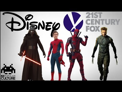 What Disney Buying 21st Century Fox Means For Your Favorite
