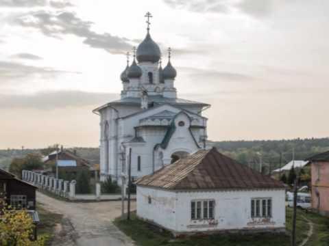 Новые Горки,Ивановская область