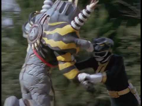 Power Rangers Wild Force Episode 1 Part 4 In Hindi