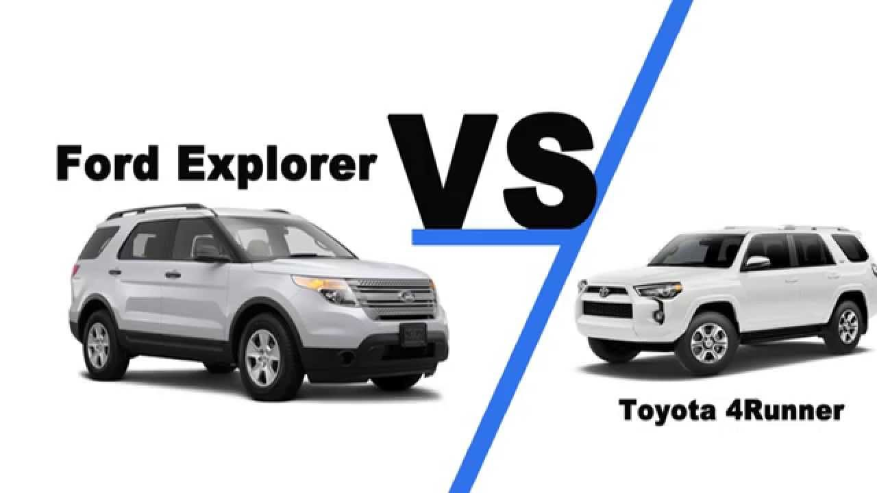 ford vs toyota If you've never owned a car from ford or toyota, you've probably considered them at some point both manufacturers offer a wide range of vehicle types their lineups include a mix of old standbys and fresh new options.