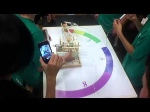 Fluid Power Challenge-MSOE Steffen Middle School Team A