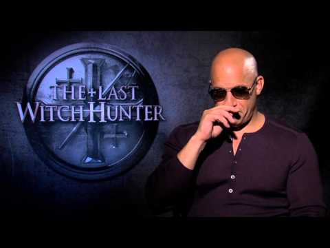 Vin Diesel on The Last Witch Hunter