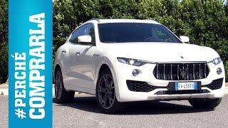 Maserati Levante (2017) | Perché comprarla… e perché no