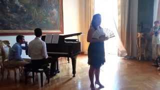 Corsi internazionali di perfezionamento musicale - Cava de' Tirreni -