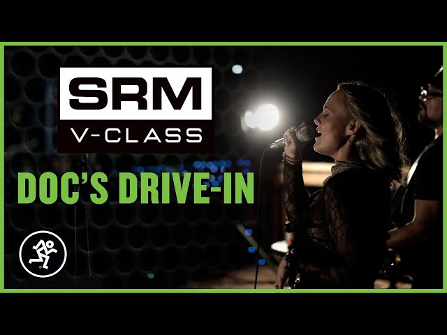 SRM V-Class Application Story - Doc's Drive-In