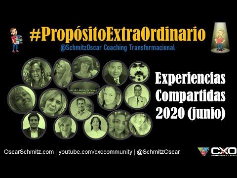 #Taller Propósito ExtraOrdinario - Experiencias Compartidas 2020 (Junio)