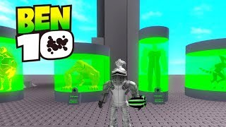NEW BEN 10 GAME Roblox Ben 10 Arrival of Aliens REVAMP