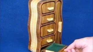 Model 43 Small Necklace Box