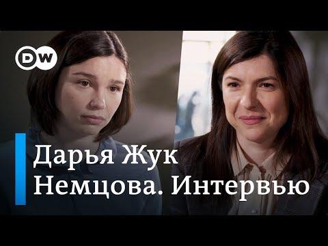Дарья Жук: Митинговать против Трампа я выходила, а против Лукашенко - еще подумаю