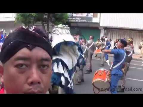Parade Surabaya Juang 2018